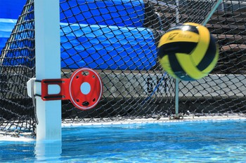 rojo water polo target